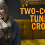 How to Two-Color Tunisian Crochet in the Round