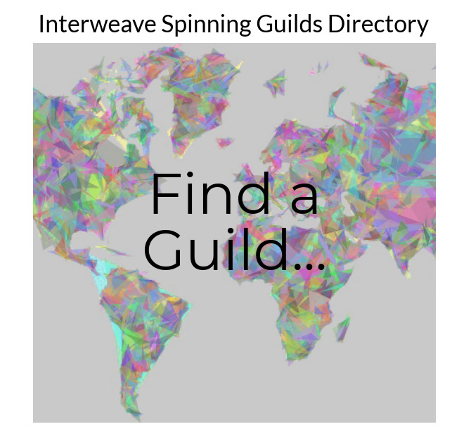 Find other spinners in a Spinning Guild