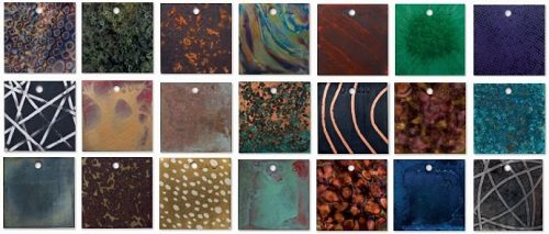 Patinas: 300+ Coloration Effects for Jewelers and Metalsmiths
