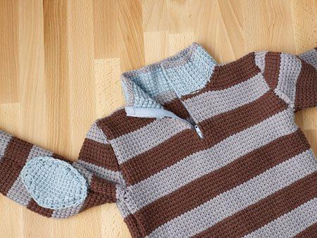 Jonas Sweater Patch