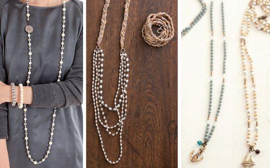 wrap bracelets that convert to necklaces