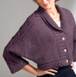 A New Angle On Knitting Interweave