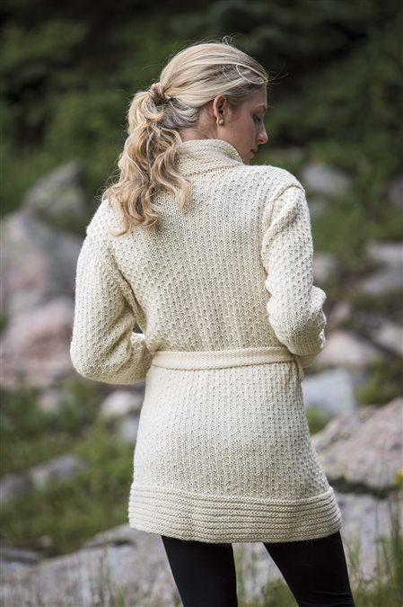 moraine jacket knitted sweater pattern