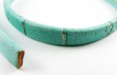 Close-up of cork cord