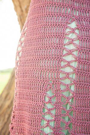 Crocheted Summer Skirt