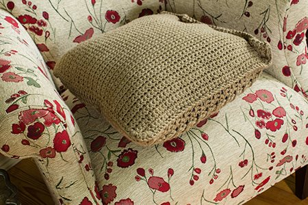 Tangled Roots Pillow Bottom