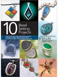 Are you making bezels right? The key to creating perfect bezel wire ends for jewelry making purposes is in the cutting. Learn how to create  perfect bezels.