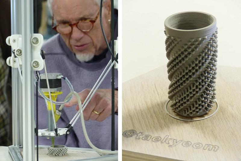 3D printing jewelry ceramics clay