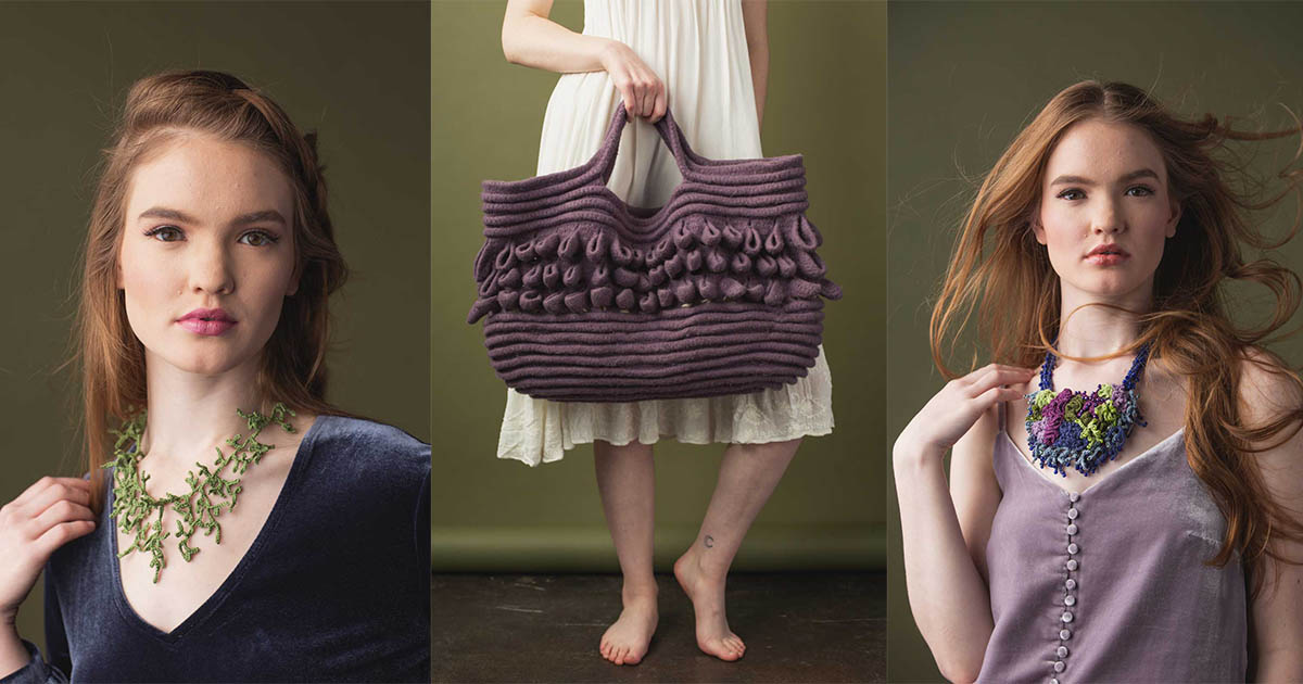3 Projects to Crochet in 3D