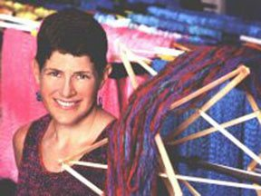 Laura Bryant, Knitwear designer, author, and Prism Yarn owner, is an expert in color knitting and makes the process easy to learn!