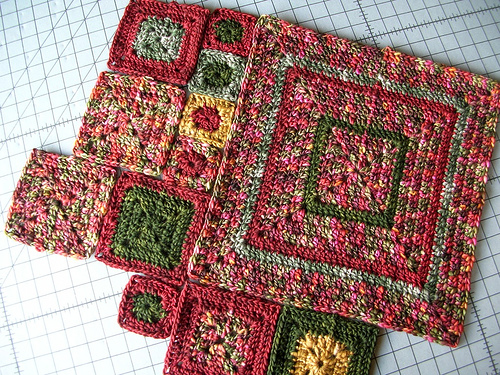 How To Spray Block Blocked Squares Part 2 Interweave