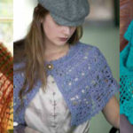 5 Beautiful Crochet Shawl Patterns