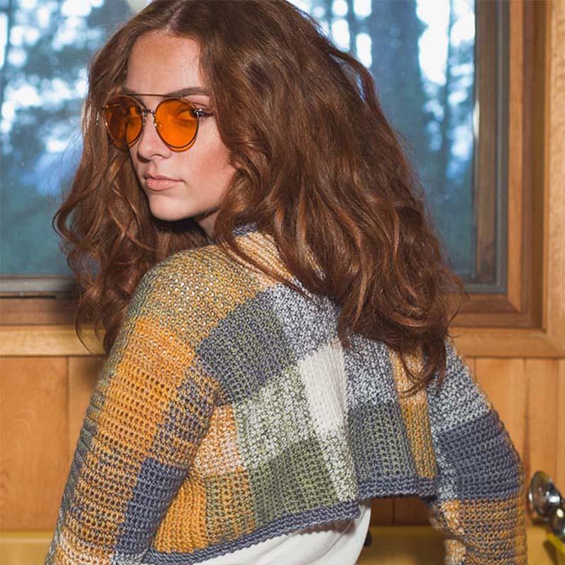 70s crochet