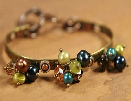 bracelet from Making Metal Jewelry With Tubing