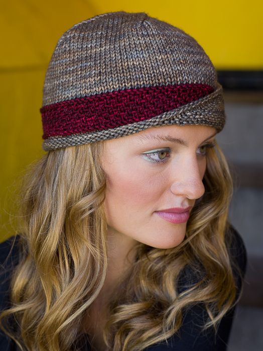 Knit a Modern Hat with Classic Style  The Lucy Hat  ee03004b554