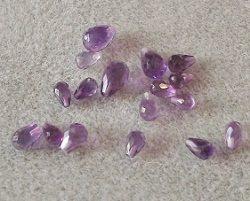 amethyst gemstones