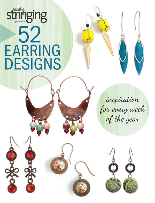 Jewelry Stringing Presents 52 Earring Designs