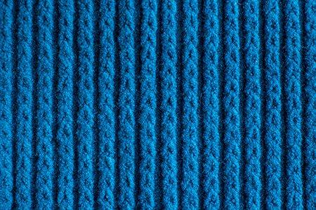 Chain Stitch Cushion Closeup