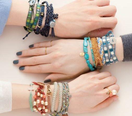 make wrap bracelets