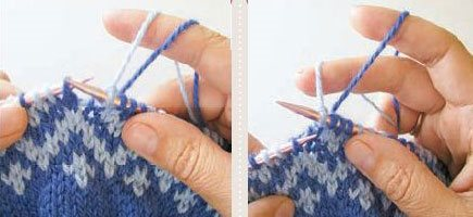 Hold on to your yarn! | Interweave