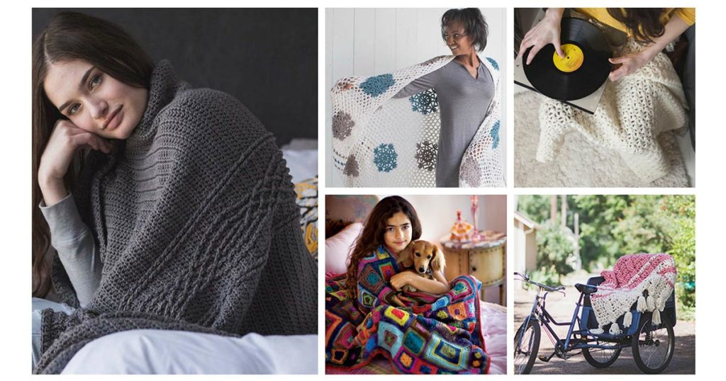 ccf402dca2f2 5 Crochet Afghan Patterns to Cuddle Up With!