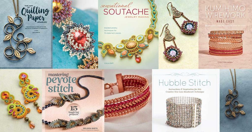 Teach Yourself a New Technique with These 5 Beading and Jewelry Books