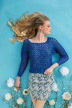 Sapphire Sweater