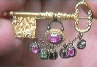 acrostic gemstones jewelry