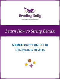 You'll love these FREE stringing bead projects in this exclusive eBook from Interweave.