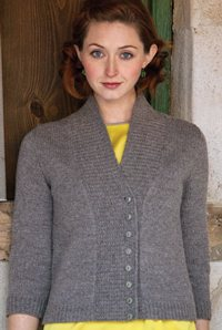 The Essential Cardigan is a classic wardrobe-builder.