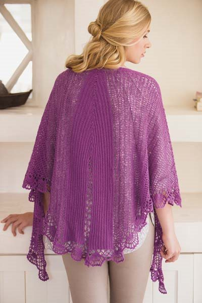 Crochet So Lovely: Crochet Shawl