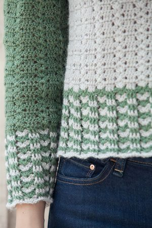 Ripplet Sweater Cuff