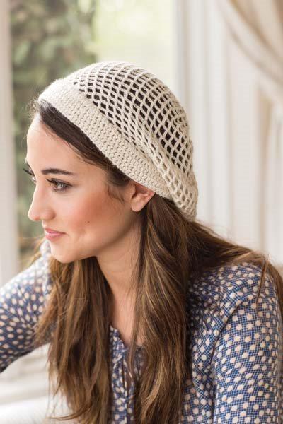Crochet So Lovely: Crocheted Beret