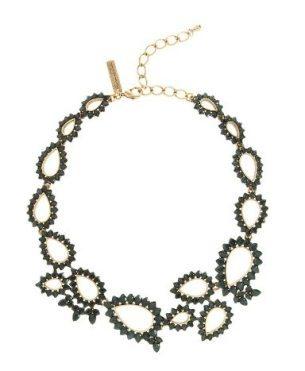 Resin Teardrop Necklace by Oscar de la Renta
