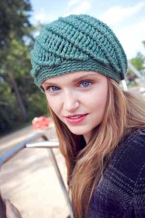 Brenda K. B. Anderson Crochet Hat