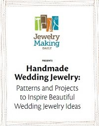 You'll love this exclusive, FREE collection of beautiful handmade bridal jewelry projects and other amazing wedding jewelry ideas.