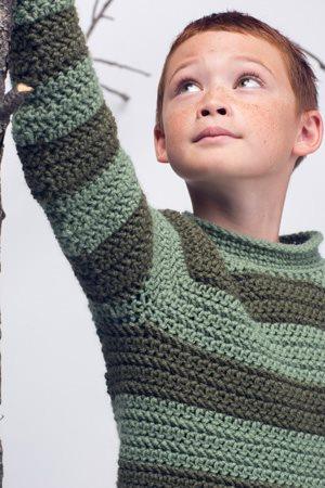 Rugger Sweater Arm
