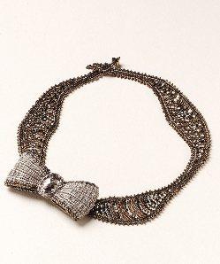 Silver Tie Affair by Glorianne Ljubich (Feb/March 2012)