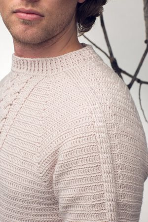 Telegraph Sweater Shoulder