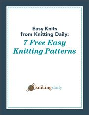 From mittens and slippers to sweaters and cowls, this eBook is full of all the best easy knitting patterns.