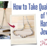 How to Take Great Photos of Your Handmade Jewelry