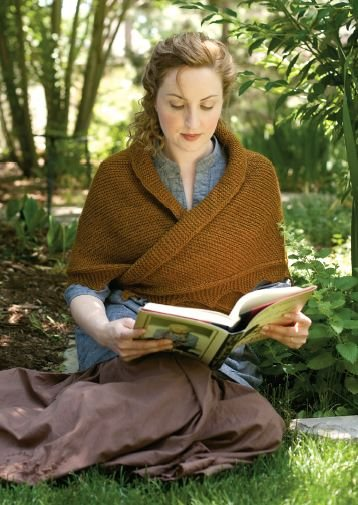 A Sensible Shawl, The Best of Jane Austen Knits