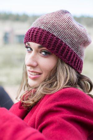 Aurora Borealis Hat