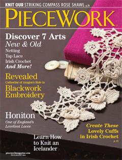 Piecework Magazine Current Issue