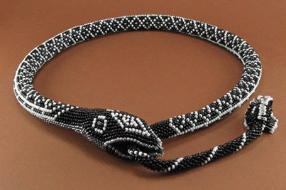 New Dimensions In Bead Crochet With Adele Rogers Recklies Interweave
