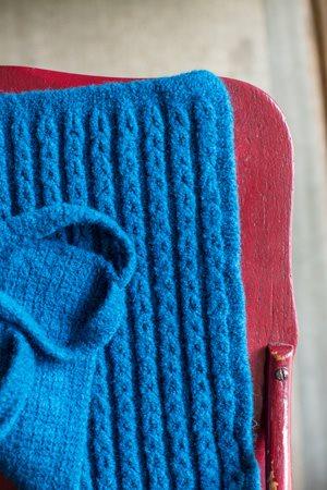 Chain Stitch Cushion