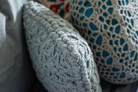Starburst Pillow Side