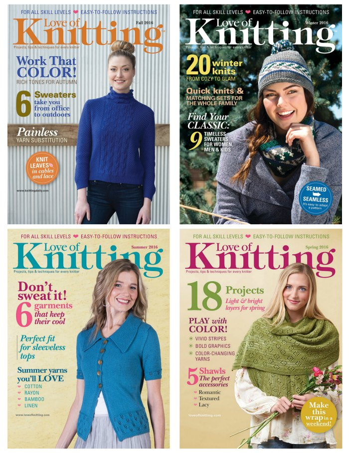 love of knitting