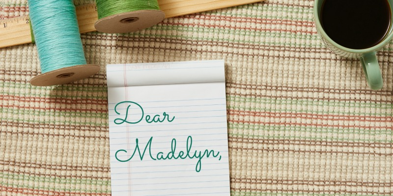 Ask Madelyn: Turned Drafts