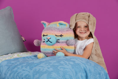 Cat's Pajamas Jammy Keeper knitting pattern from Love of Knitting Toys by Brenda K. B. Anderson